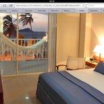Balkon auf der Website - Photoshop lässt grüssen!