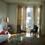 "Apartsuite "" Grand"" living room"