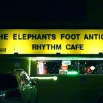 The Rhythm Cafe along West Palm Beach's Antique Row