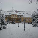 Sanssouci im Winter