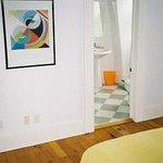 """Apart-Suite """" loft """" entrance ensuite bathroom"""