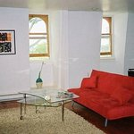 "Apart- Suite "" Loft "" living room"
