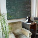 Brugmann Garden - Habitable room