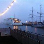 Amstel Botel Amsterdam winter stay
