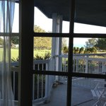 View and patio chairs