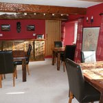 Breakfast and dining room