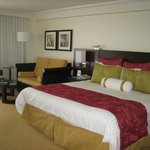 Our room at the hotel