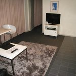 Living area - tv and dvd