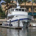 beautiful yacht