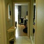 hotel  malaga centro camera