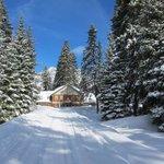 Cornucopia Lodge (Winter)