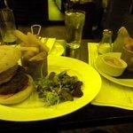 Fat Badger Burger