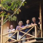 we loved the treehouse!