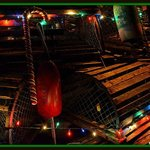 Lobster Traps Christmas Style
