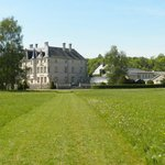A look at the chateau from the grounds