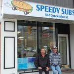 Speedy Mike & Speedy Steve