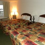 double room with two full beds Non smoking