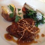 Grilled Hokkaido A3 beef