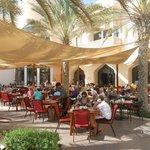 Restaurant Al-Tanoor on the Courtyard
