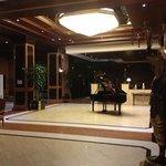 Melia Milano lobby area