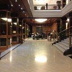 Melia Milano lobby