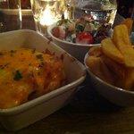 Chicken & chorizo lasagne