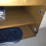 broken cabinet door hinges