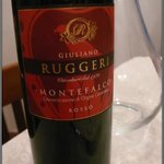 montefalco rosso from Ruggeri