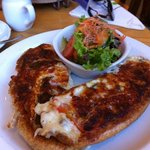 brie toasted sandwich