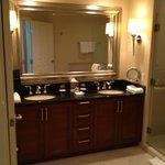 Nice double sink
