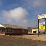 Bonanza Motel office