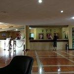 Lobby of Hotel Venetur Maturin, Venezuela