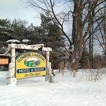 Entrance, Feb. 2013