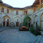 Lovely Courtyard of Amulet Hotel