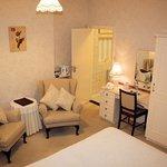 Double/Twin room - First floor - Bath/Shower room