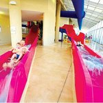 Indoor Adult Size Water Slides
