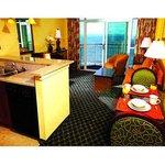 Oceanfront Bedroom Suite
