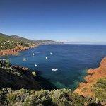Sunbathing, snorkeling water sports