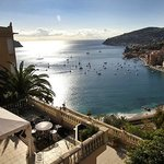 The Bay of Villefranche sur Mer is a must