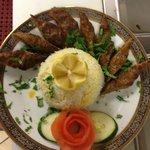 Lamb Sheekh Kabab