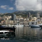 Monaco is among the most famous Riviera hot spots