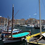 St-Tropez was a small fishing village...