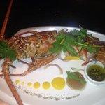 Lobster tagliata