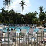 Blind Pass pool area