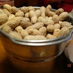 Peanuts on our Table