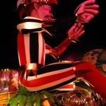 Nice Night time Carnival Parade