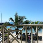 Lounging at Pirate Bay Inn