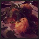 tempura artichoke