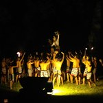Kecak Performance