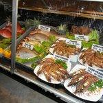 Fisch & Seefood - immer frisch.